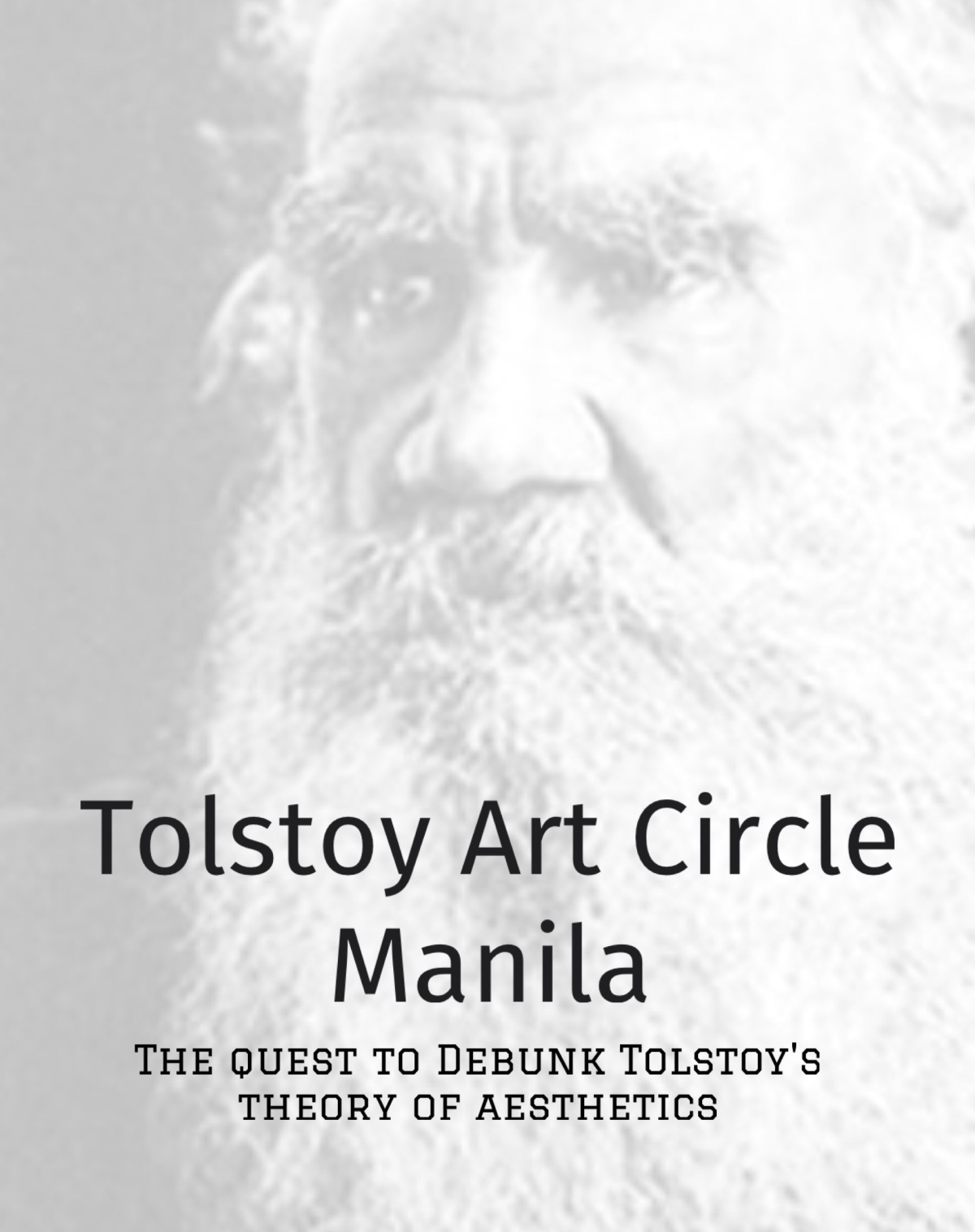 Tolstoy was wrong?